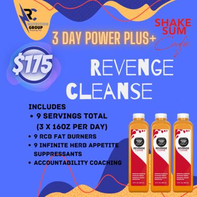 3 Day Power+ Revenge Cleanse