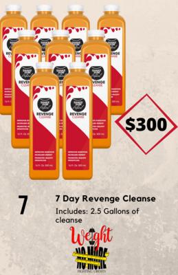 7 Day Revenge Cleanse PRE ORDER