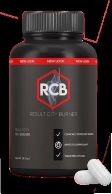 RCB - Result City Fat Burner
