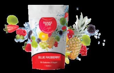 Shake Sum Tea- Blue Rasberry