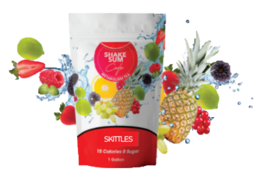 Shake Sum Tea- Skittles