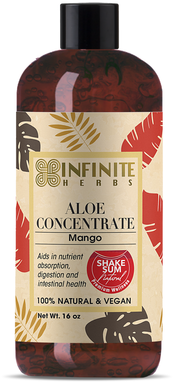 Aloe Juice - 16Oz Mango