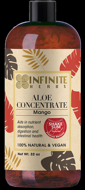 Aloe Juice - 32oz Mango