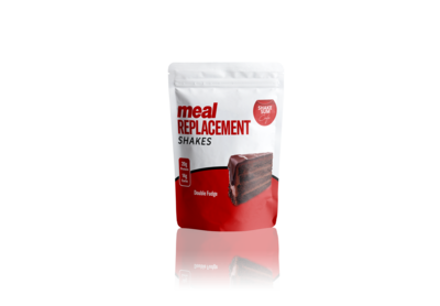 Shake Sum Meal Replacement - Double Fudge