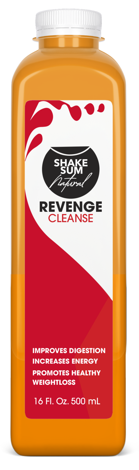 REVENGE CLEANSE 7 DAY DETOX - PRE SALE Only ‼️
