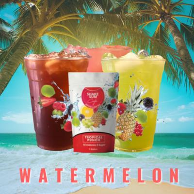 Shake Sum Tea - Watermelon