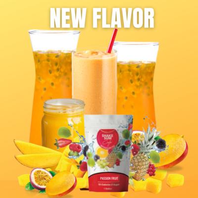 Passion Fruit - Shake Sum Tea