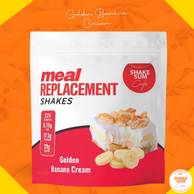 Golden Banana Cream