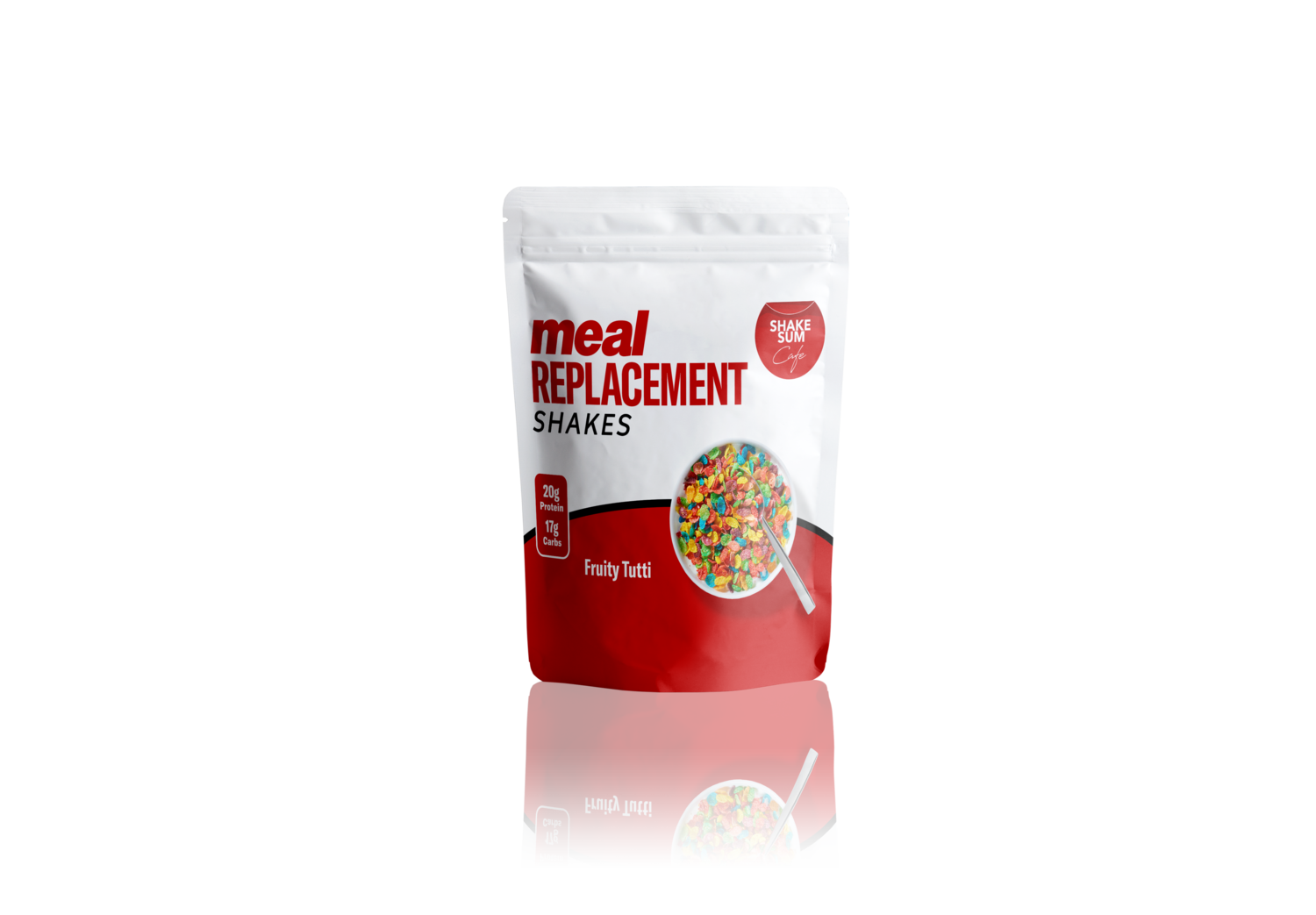 Shake Sum Meal Replacement Single- Fruity Tutti