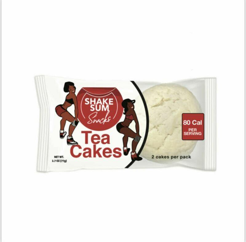 Shake Sum Snacks - Tea Cakes