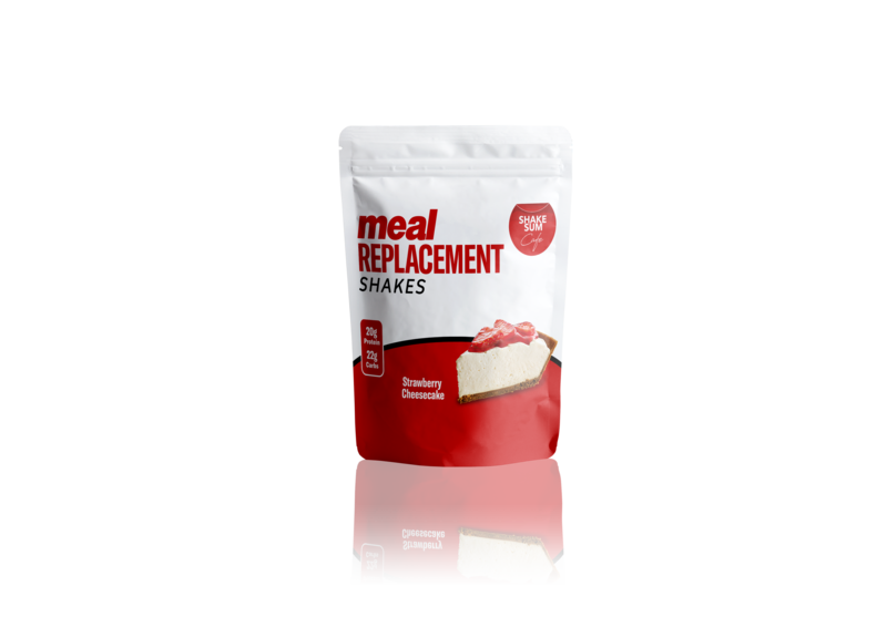 Shake Sum Meal Replacement Pack - Strawberry Cheesecake