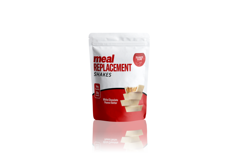 Shake Sum Meal Replacement - White Chocolate Peanut Butter