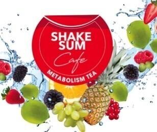Shake Sum Tea - Blue Rasberry