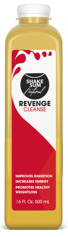 Revenge Cleanse 3-Day Pre-Order Only❗️
