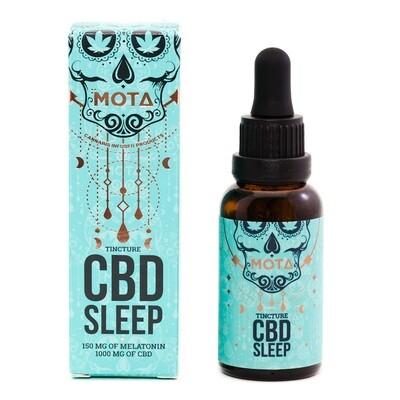 Mota CBD Sleep Tincture
