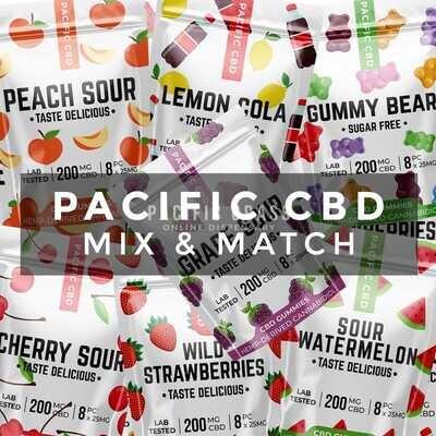 Pacific CBD Gummies