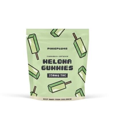 Pixieplums Melona Gummies - 250 MG