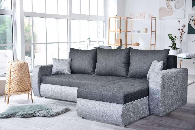 Corner Sofa Bed - TORNADO