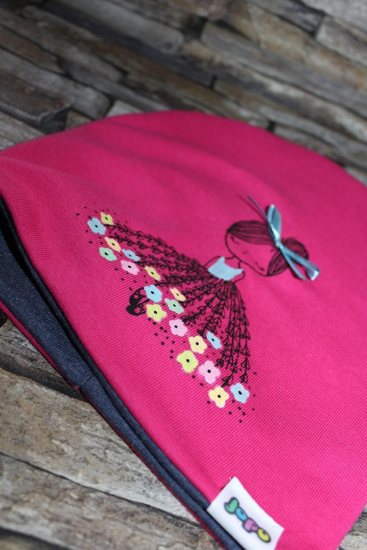 Kézzel festett flower sapi