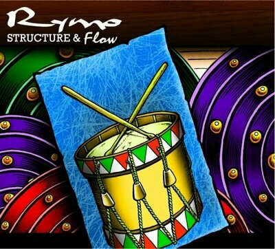 RyMo - Structure & Flow CD