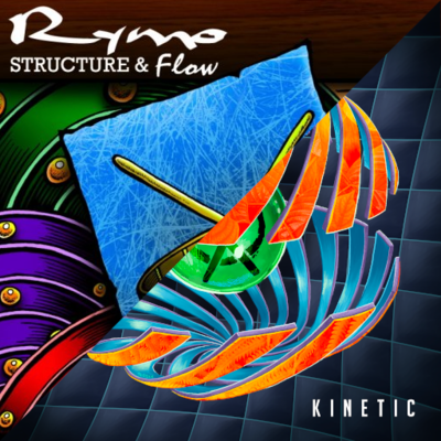 RyMo CD Pack - Structure & Flow and Kinetic