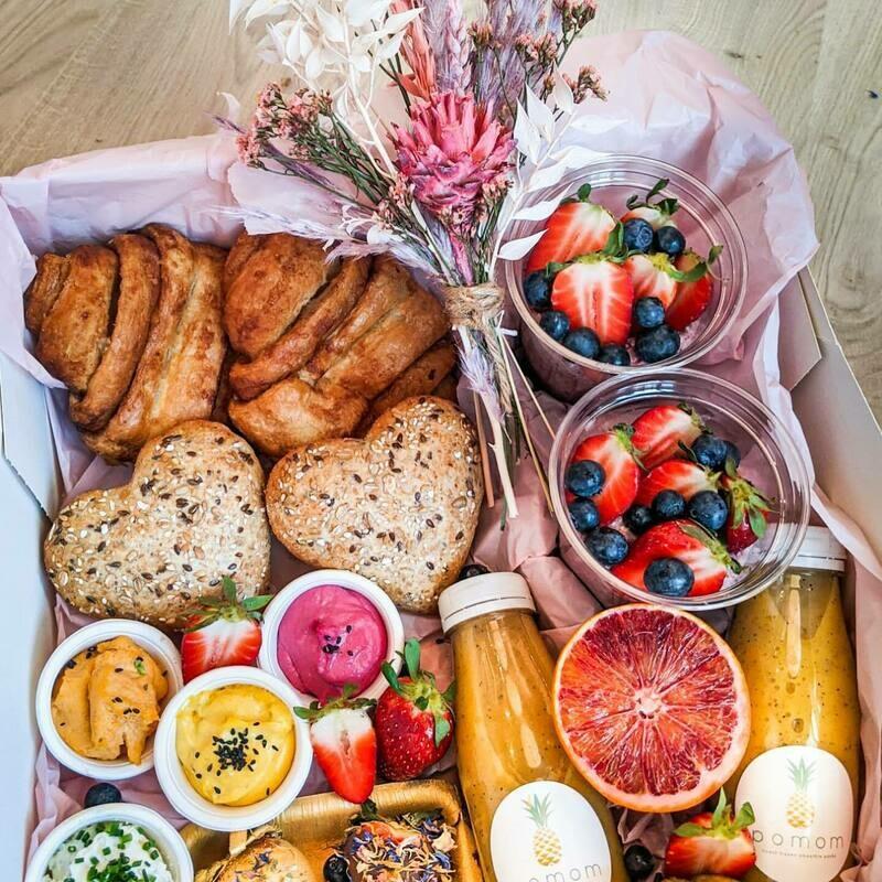 Muttertag Frühstücksbox