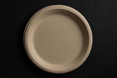 9 inch round plates | 500 pc