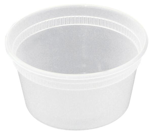 12oz Deli Containers | 240 Set