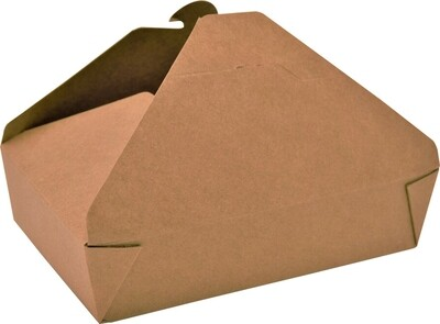#2 Kraft Paper Food Container - 200/case