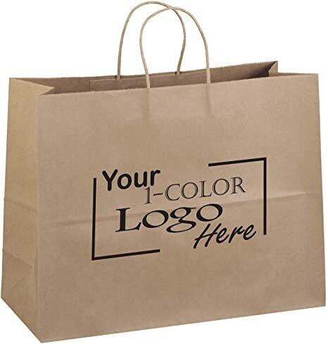 Kraft Paper Bags with Handles
