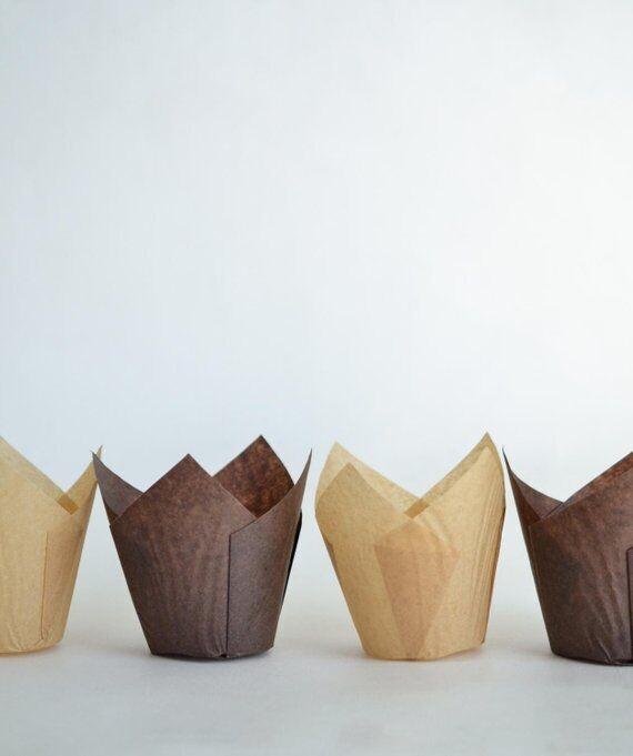 Tulip Muffin Cups Paper | 1000pc