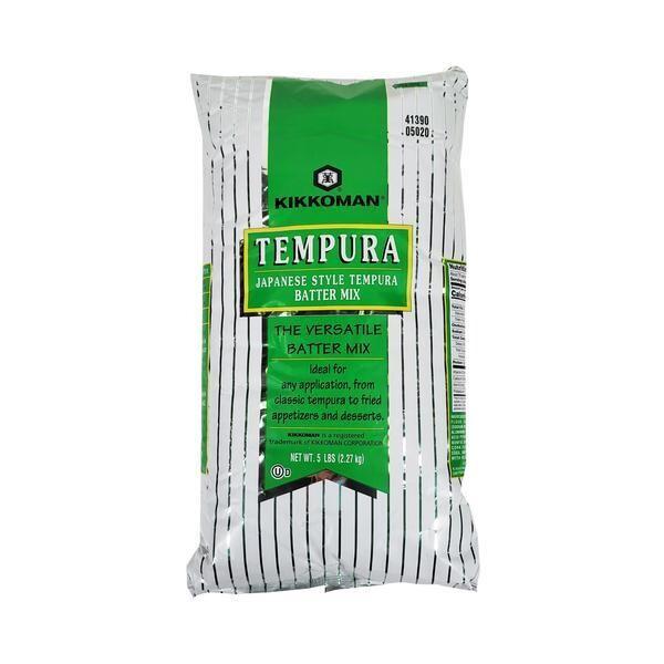 Kikkoman - Tempura Batter Mix - Japanese Style   6x5lbs