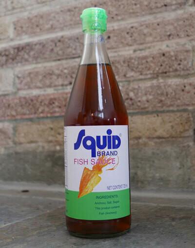 Squid Brand - Fish Sauce | 12x 725ml