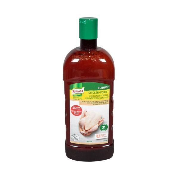 Knorr Chicken Base Concentrate Stock | 4 x946ml