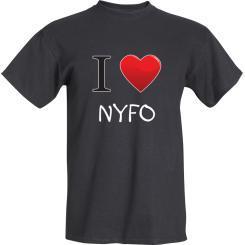 I Love NYFO T-shirt
