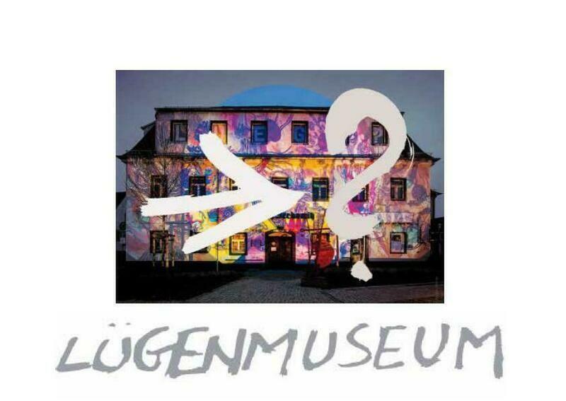 Lügenmuseum Broschüre