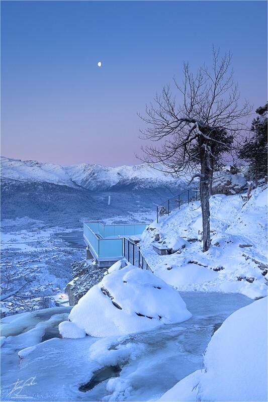 Fosseteateret vinter