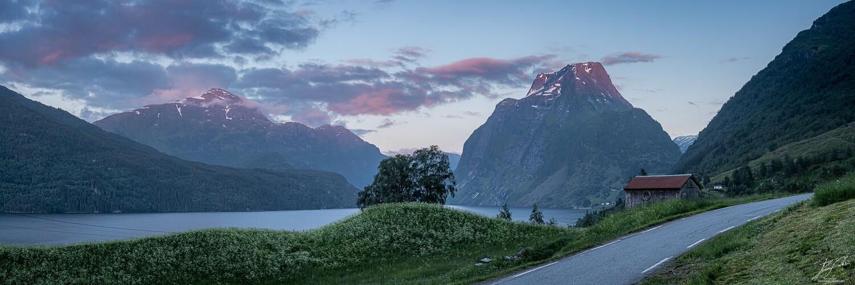 Kandalen og Skjorta panorama