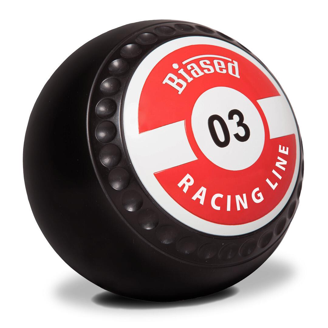 Racing Line –Racing Red (Set of 4)