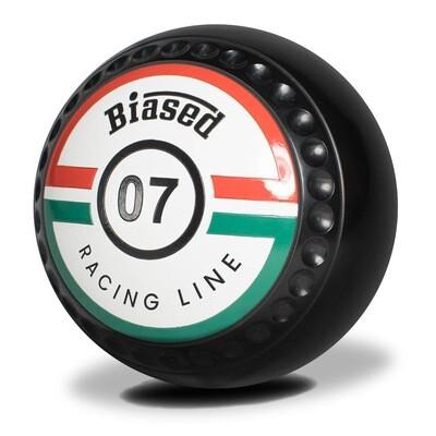 Racing Line –Italian White (Set of 4)