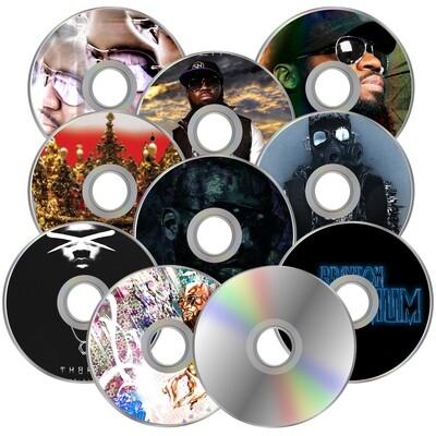 "Brinson ""Throw The Crown"" Vinyl Record LP"