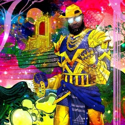 """Brinson """"Throw The Crown"""" 10th CD!"""