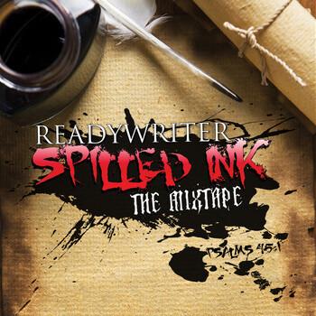 "ReadyWriter ""Spilled Ink"" digital download"
