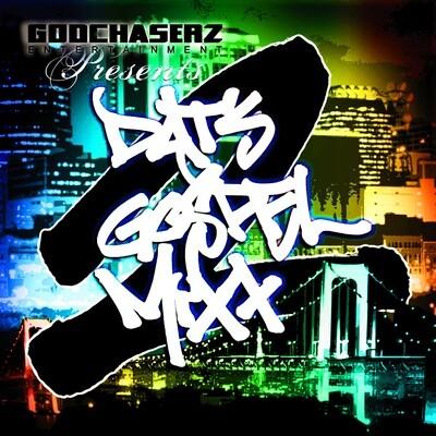 """""""Dat's Gospel Mixx 2"""" digital download"""