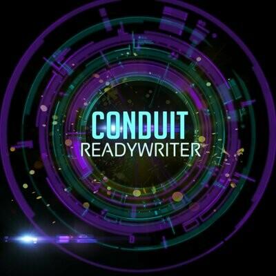 "ReadyWriter ""Conduit"" digital download"