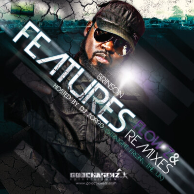 Features, Flowz, & Remixes Hosted by DJ Zorro  digital Download