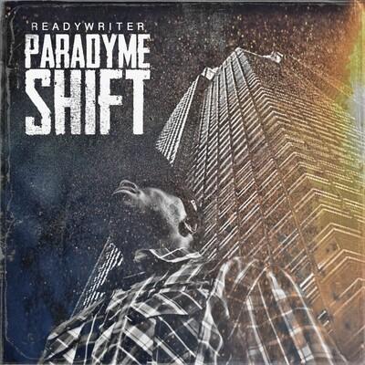"ReadyWriter ""Paradyme Shift"" mixtape digital download"