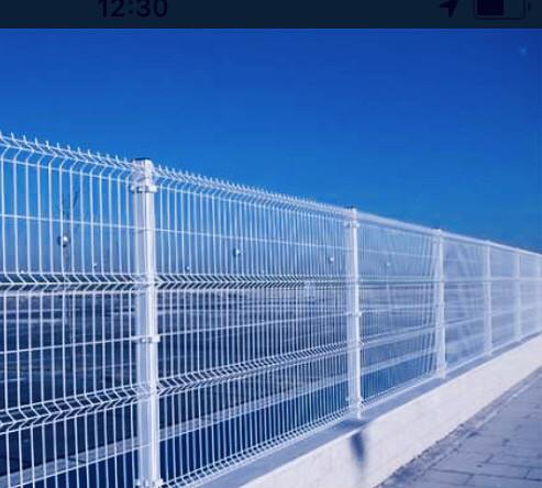 Kit de cercados piscinas 25 ml!!1 m alto vallas Hercules (puerta incluida)verde- blanco