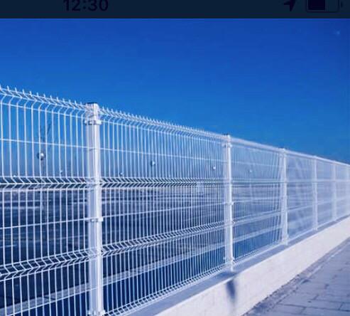 Kits 10 ml valla Hercules con placa !!!!!altura 1 m alto con puerta !!! Verde - Blanco