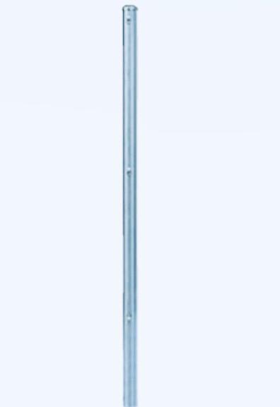 Postes intermedios 1,50 m alto galva ..EN descuento!!